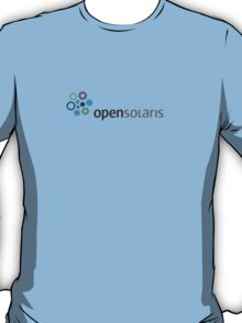 Open Solaris Logo T-Shirt