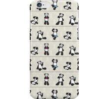Panda Party! iPhone Case/Skin