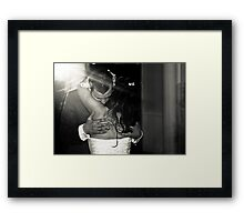 The Greatest Day Framed Print