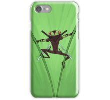 Ninja Frog iPhone Case/Skin