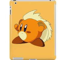 Kirby Growlithe iPad Case/Skin