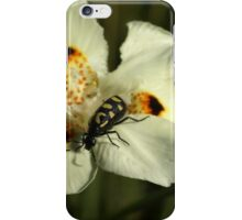 """Table For Two?"" The Waitor Asked iPhone Case/Skin"