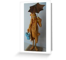 Madame Odille Prototype Greeting Card