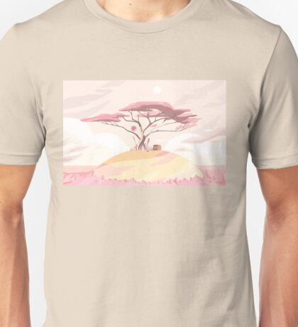 Lions' Mane Unisex T-Shirt