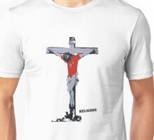 Bristol City - Religion Unisex T-Shirt