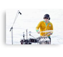 drum Canvas Print
