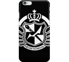 Hope's Peak Academy iPhone Case/Skin