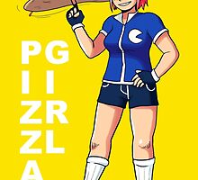 """Pizza Girl Adventures - """"Spin"""" by jpmeshew"""
