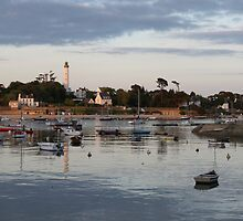 Harbour life in St. Marine by erwina