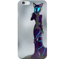 Wolf Bot iPhone Case/Skin
