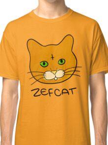 Zefcat (colour) Classic T-Shirt