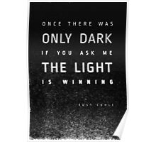 LIGHT vs. DARK Poster