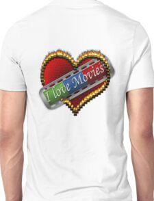 I Love Films Unisex T-Shirt