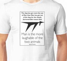 Well Read Dogs Unisex T-Shirt