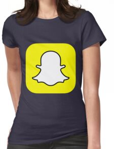 SNAP Womens Fitted T-Shirt
