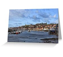Whitby Greeting Card