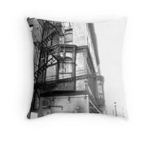 Culver Street Throw Pillow