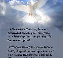 THE HOLY SPIRIT by Rosetta Jallow