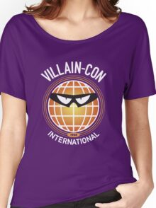 Villain-Con International Women's Relaxed Fit T-Shirt