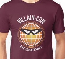 Villain-Con International Unisex T-Shirt