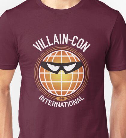 Villain-Con International Unisex T-Shirt