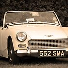 Austin Healey Sprite by MSport-Images
