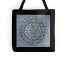 Fische Horoskop Mandala Produkte Tote Bag