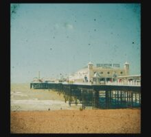 Brighton Pier Baby Tee