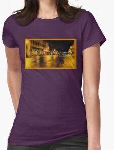 Historic Downtown Womens Fitted T-Shirt