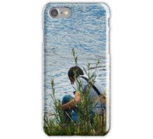 Down By the Banks iPhone Case/Skin