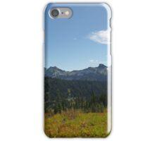 Cascade Mountains, Tatoosh Range  iPhone Case/Skin