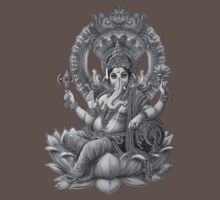 Ganesha the Great by svahha