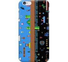 The Great Sprite Battle iPhone Case/Skin
