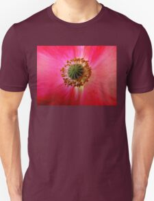 Heart of a Red Poppy T-Shirt