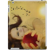 Her garden of Eden iPad Case/Skin