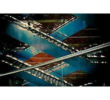 Beijing Opera - The Stairs Photographic Print