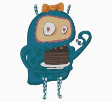 Cakes... cakes for monsters!  Kids Clothes