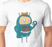 Cakes... cakes for monsters!  Unisex T-Shirt