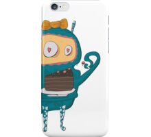 Cakes... cakes for monsters!  iPhone Case/Skin
