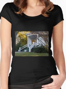 My Favorite Porch Women's Fitted Scoop T-Shirt