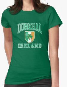 Donegal, Ireland with Shamrock T-Shirt