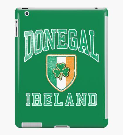Donegal, Ireland with Shamrock iPad Case/Skin
