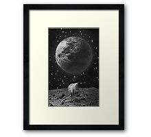 Martian Framed Print