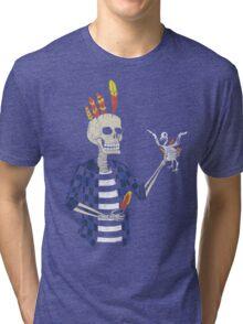 The Hair Master Tri-blend T-Shirt