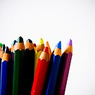 Box of color pencils .. by InfotronTof