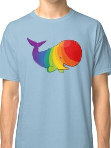 Homosexuwhale - no text Classic T-Shirt