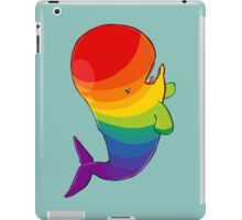 Homosexuwhale - no text iPad Case/Skin