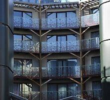 Islington Apartments by Rodney Bovell