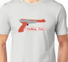 Packing Heat - Zapper Unisex T-Shirt