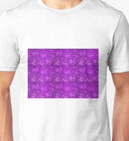Dragon Skin Purple Unisex T-Shirt